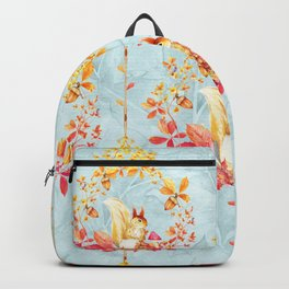 Autumn leaves #34 Backpack
