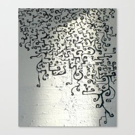 Mystik Spiral Canvas Print