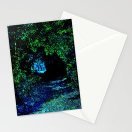 Enchanted Forest Path Stationery Cards
