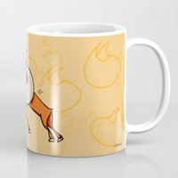 aries Mugs featuring Aries by Giuseppe Lentini