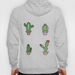 Potted Cacti Hoody