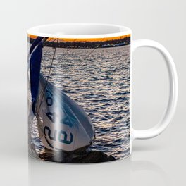 Broken Sailboat Coffee Mug