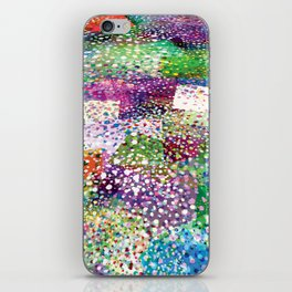 Rainbow Terra Firma iPhone Skin