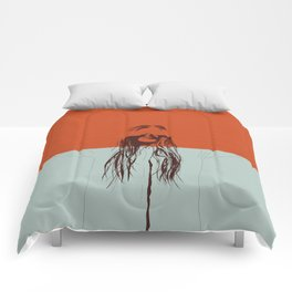 Woman Color 2 Comforters