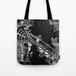 Cúpla Dorcha Tote Bag