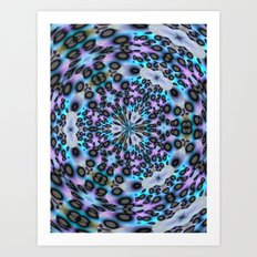 Abnormal Art Print