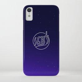Seb's La La Land iPhone Case