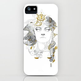 Korra II iPhone Case