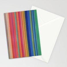 STRIPES 12 Stationery Cards