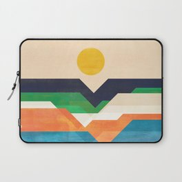 Tale from the shore Laptop Sleeve