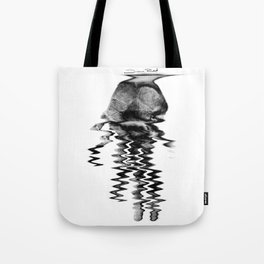 Hand of the artist Tote Bag