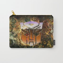 Steampunk Autobot Transform Carry-All Pouch