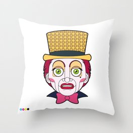 Columbia - The Rocky Horror Picture Show Throw Pillow