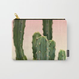 Nature Cactus 2 Carry-All Pouch