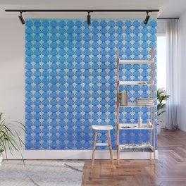 Shells Pattern Wall Mural