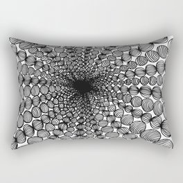 Law of Perspective Rectangular Pillow