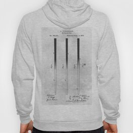 Billiard Cue Hoody