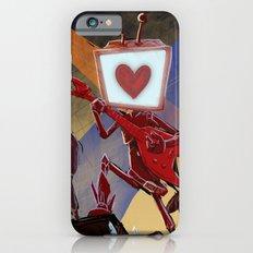 Rock Band Robot iPhone 6 Slim Case