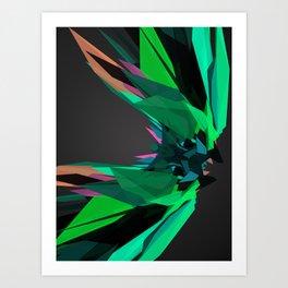 Fitter I Art Print