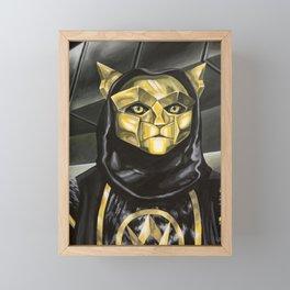 Klawtus Framed Mini Art Print