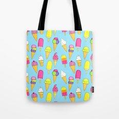 Ice cream pattern (Sweet #6) Tote Bag
