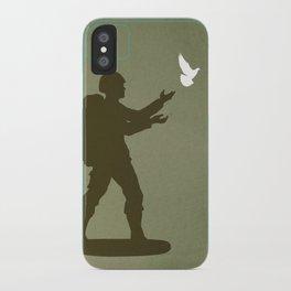 Conflict iPhone Case
