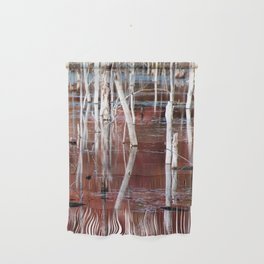 Automn Swamp Wall Hanging