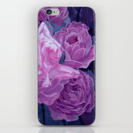 strength and beauty iPhone Skin