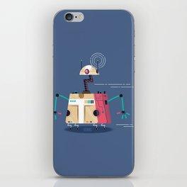 :::Mini Robot-Vrahion::: iPhone Skin