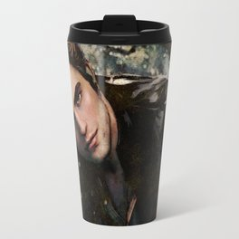 Robert Pattinson FAME comic book cover - Twilight Travel Mug