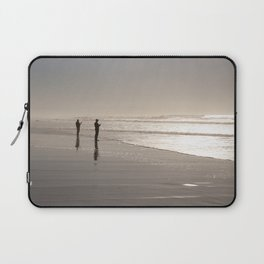 An Evening of Fishing Laptop Sleeve