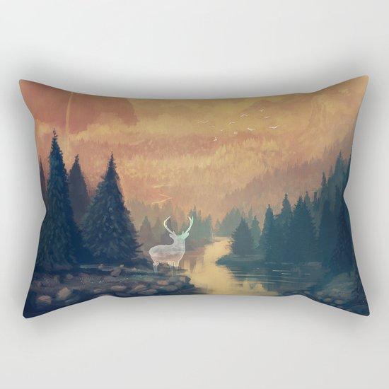 Ancient Spirit Rectangular Pillow