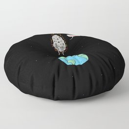 Cannonball! Floor Pillow