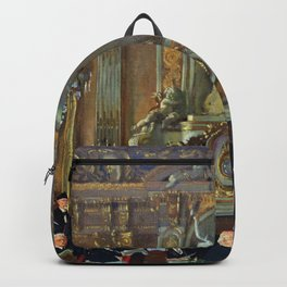 A Peace Conference at the Quai d'orsay - Sir William Orpen Backpack