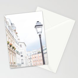 Montmartre in Paris Stationery Cards
