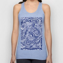 Waiting for the Wash Unisex Tank Top