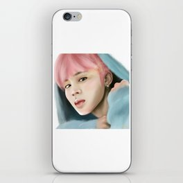 Spring Day- Jimin iPhone Skin