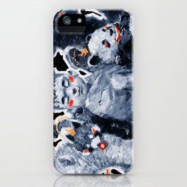 Cub Cuddlin' iPhone Case