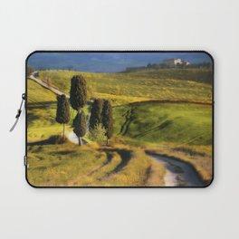 Postards from Italy - Toscany Laptop Sleeve