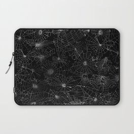 cobwebs Laptop Sleeve