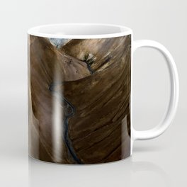 Kerlingarfjöll mountain range in Iceland - Aerial Landscape Photography Coffee Mug