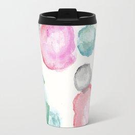 Mary Lou circles Travel Mug