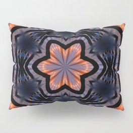 Vibrant Romeo Sunrise Kaleidoscope Pillow Sham
