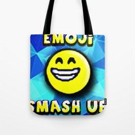 emoji Smash up Tote Bag