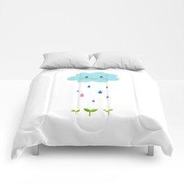 Rain Cloud Comforters
