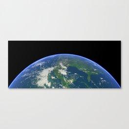 The Earth 03 Canvas Print