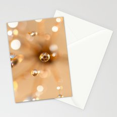 Queen Anne's Lace in Gold Stationery Cards