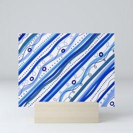Blue Ribbon Prize Mini Art Print