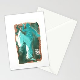Capoeira 440 Stationery Cards