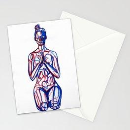 Vajrasana Stationery Cards